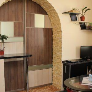 дверь-купе на кухню