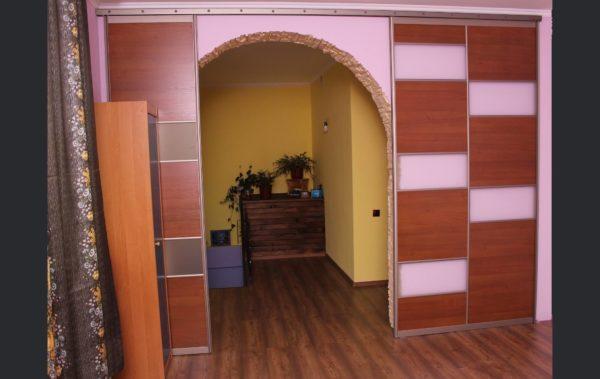 дверь-купе Кропивницкий