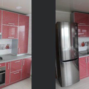 кухня угловая МДФ
