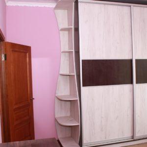 шафы-купе в спальню под заказ