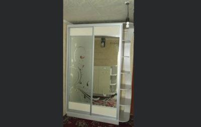 зеркальный шкаф-купе под закз