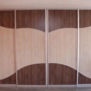 шкаф-гардеробная под заказ
