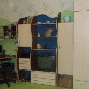 детская стенка под заказ мебель